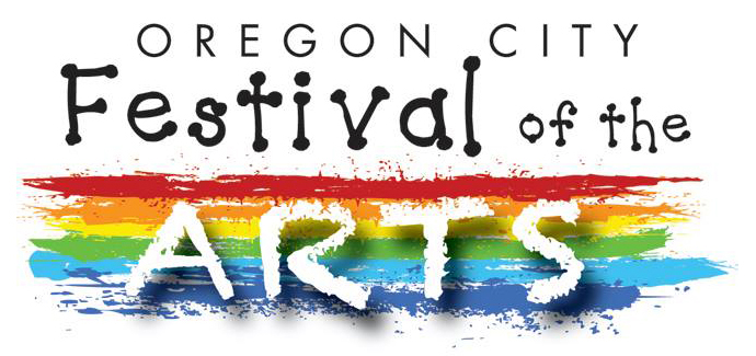 Oregon City Festival of the Arts logo