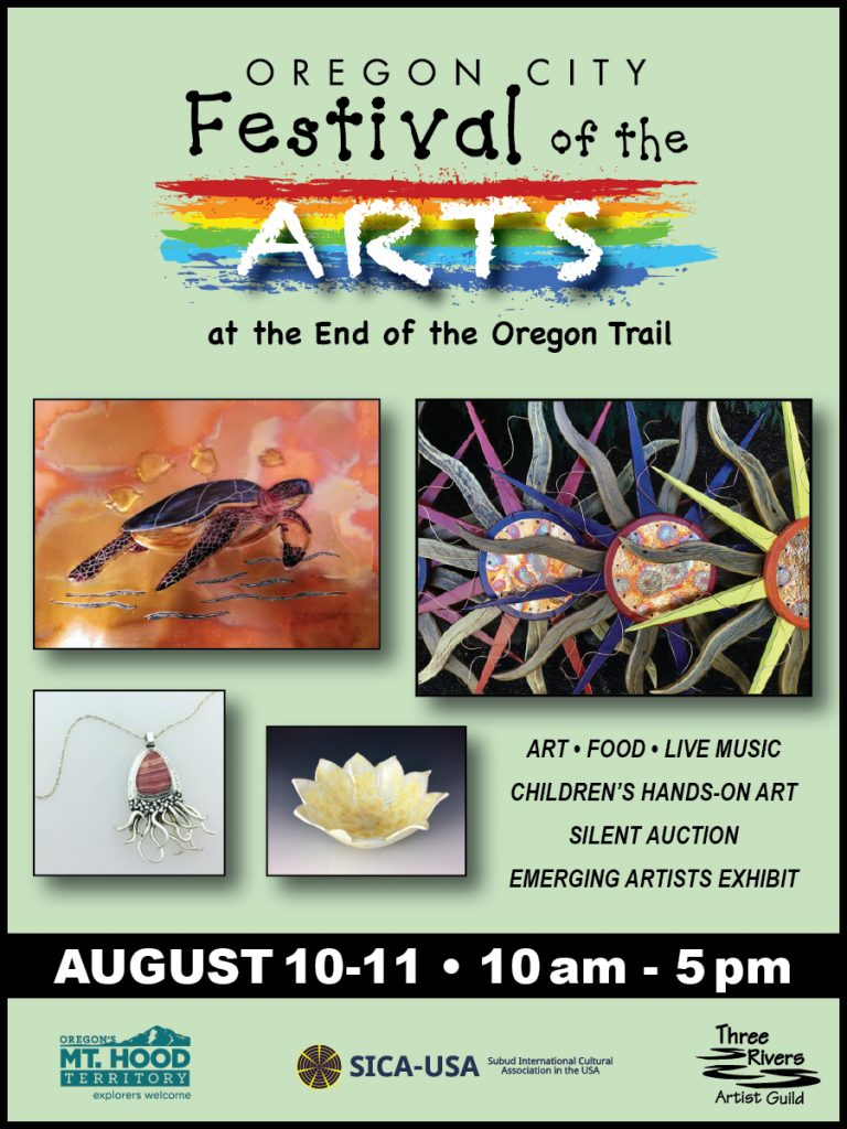 Oregon City Festival of the Arts