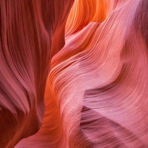 Canyon Swirls ~ Arizona