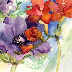 Watercolor by Kelly