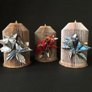 Paperback Candleholders