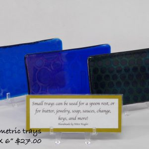 small rectangle trays $27.00