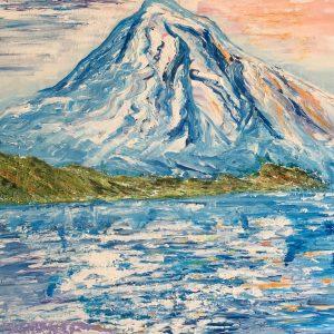 Mt. Hood in the Alpenglow